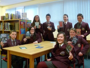 Pupils who will read all 12 books