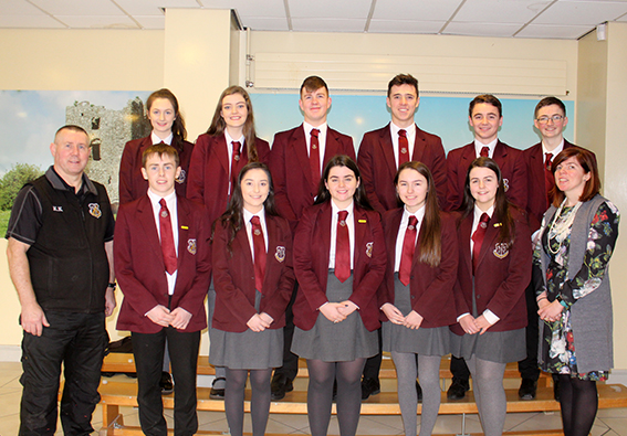 St Pauls International Projects 2018 « St Paul's High School, Bessbrook, County Armagh